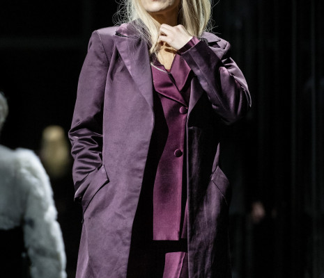 Elin Rombo - Roi Roger par Mariusz Treliński