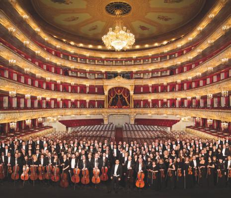Tugan Sokhiev, Orchestre et Chœur du Théâtre Bolchoï