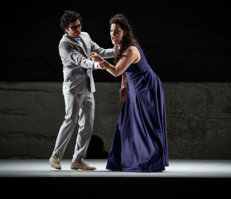 Mathias Vidal & Hélène Guilmette - Les Boréades par Barrie Kosky