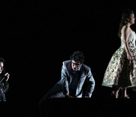 Emmanuelle De Negri, Mathias Vidal & Hélène Guilmette - Les Boréades par Barrie Kosky