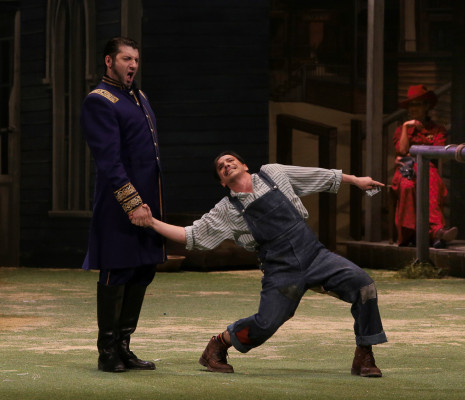 David Bizic & Santiago Ballerini - L'Élixir d'amour par Stefano Mazzonis di Pralafera