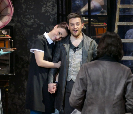 Anne-Catherine Gillet & Mirco Palazzi - Les Noces de Figaro par Vincent Boussard
