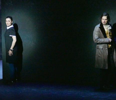 Anne-Catherine Gillet & Christian Federici - Les Noces de Figaro par Vincent Boussard