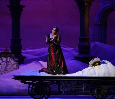 María José Siri - Manon Lescaut par David Pountney
