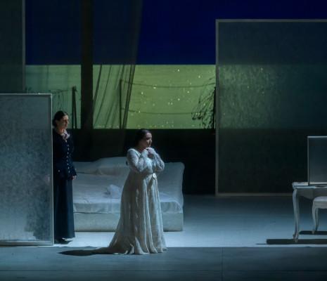 Marie Gautrot & Hibla Gerzmava - Otello par Andrei Serban