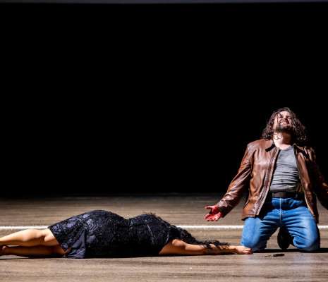 Jean‑François Borras - Carmen par Calixto Bieito