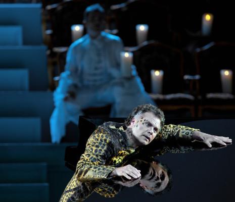 Roberto Saccà - Ariane à Naxos par Sven-Eric Bechtolf