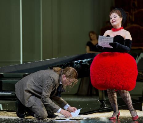 Thomas Frank et Elena Moșuc - Ariane à Naxos par Sven-Eric Bechtolf