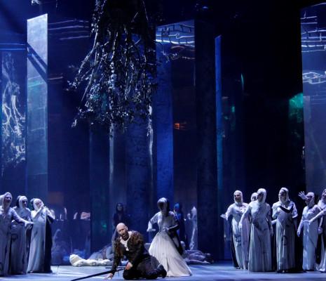André Heyboer - Macbeth par Jean-Louis Martinoty
