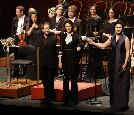 Félix Klieser, Alondra de La Parra & Olga Peretyatko