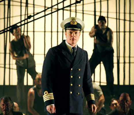 Toby Spence - Billy Budd par Deborah Warner
