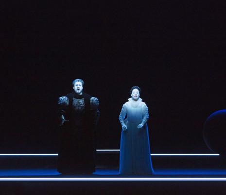 Stuart Skelton et Sonya Yoncheva - Otello par Robert Wilson
