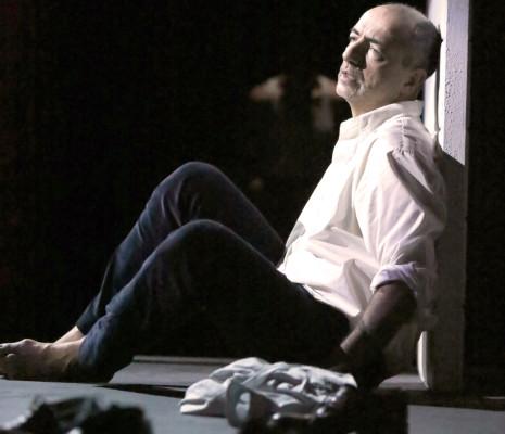 Laurent Naouri - Funeral Blues par Olivier Fredj