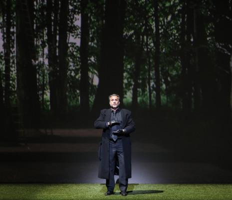 NicolasTesté - La Flûte enchantée par Robert Carsen