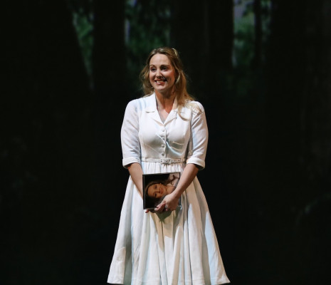 Vannina Santoni - La Flûte enchantée par Robert Carsen