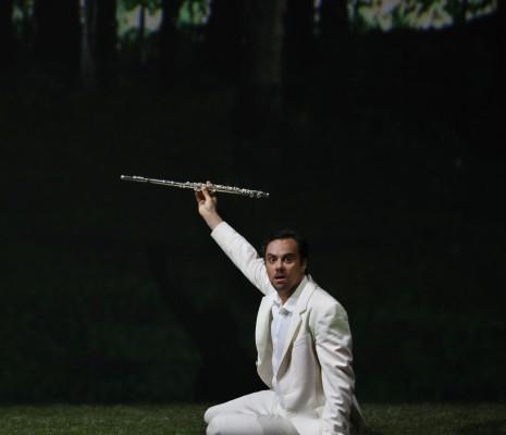 Julien Behr - La Flûte enchantée par Robert Carsen