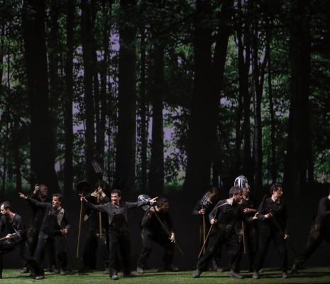 Mathias Vidal - La Flûte enchantée par Robert Carsen