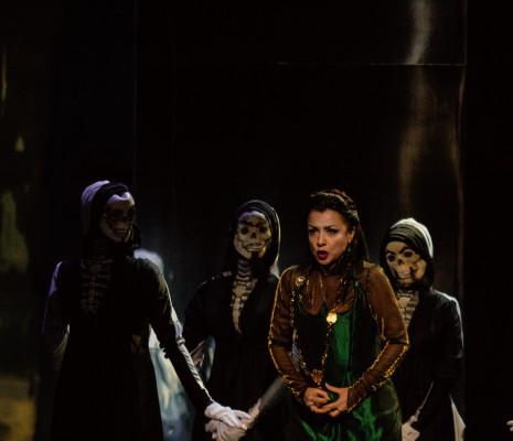 Alex Penda - Macbeth par Jean-Louis Martinoty