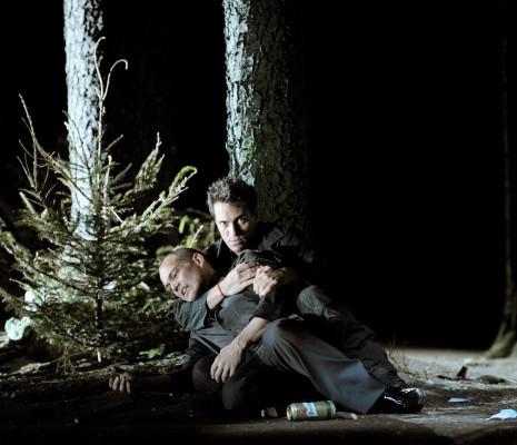 Christopher Maltman et Erwin Schrott - Don Giovanni par Claus Guth