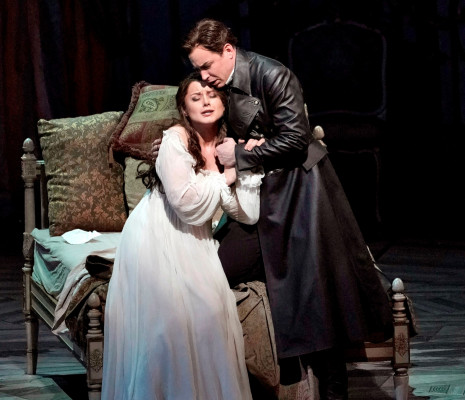 Anita Hartig & Stephen Costello - La Traviata par Michael Mayer