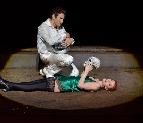 Frédéric Antoun & Patricia Petibon - Manon par Olivier Py