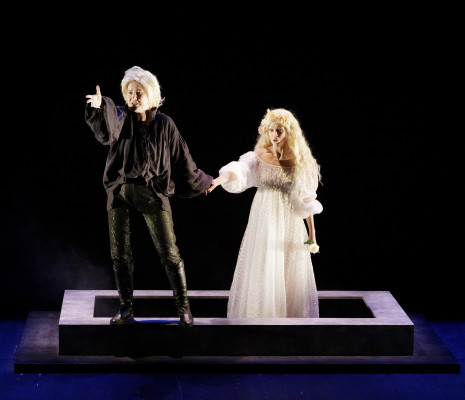 Eléonore Pancrazi & Judith Fa - Orphée et Eurydice par Pierre Thirion-Vallet