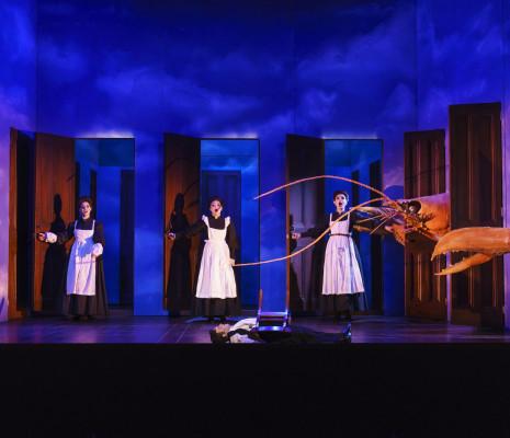 Jennifer Davis, Kezia Bienek & Emma Carrington - La Flûte enchantée par Dominic Cooke