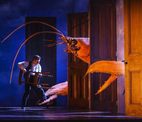 Ben Johnson - La Flûte enchantée par Dominic Cooke