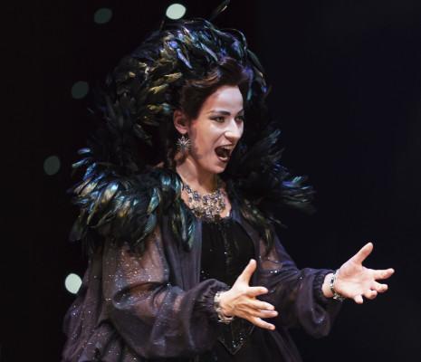 Anna Siminska - La Flûte enchantée par Dominic Cooke
