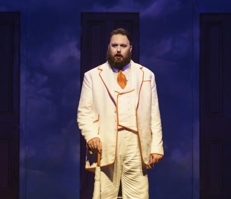 James Platt - La Flûte enchantée par Dominic Cooke