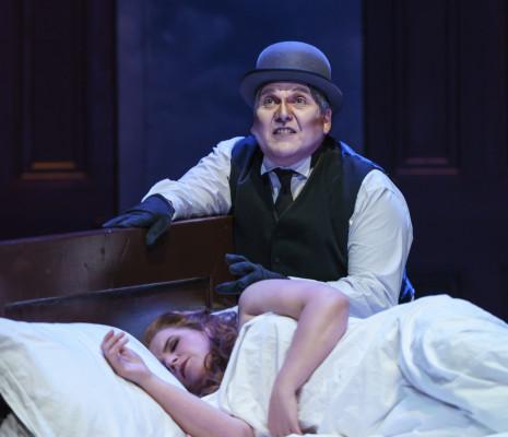 Anita Watson & Howard Kirk - La Flûte enchantée par Dominic Cooke