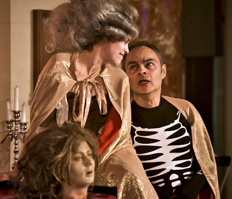Lionel Peintre - Cabaret horrifique Porte 8
