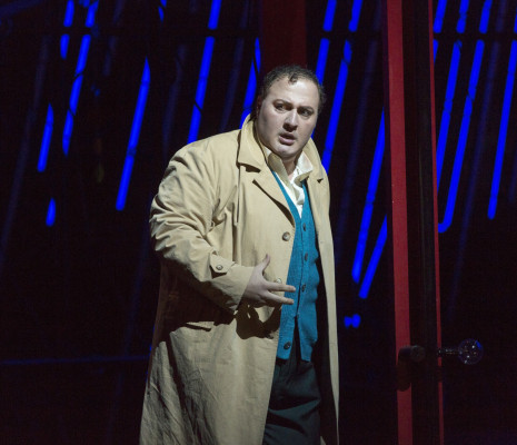 George Gagnidze - Rigoletto par Michael Mayer