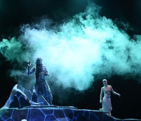 Markus Suihkonen - La Clémence de Titus par Cécile Roussat et Julien Lubek
