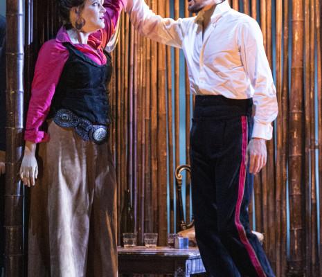 Sarah Laulan et Julien Dran - Rigoletto par Jean-Louis Grinda