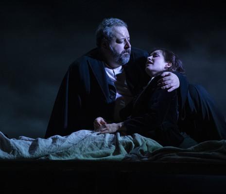 Stefano Meo et Amélie Robins - Rigoletto par Jean-Louis Grinda