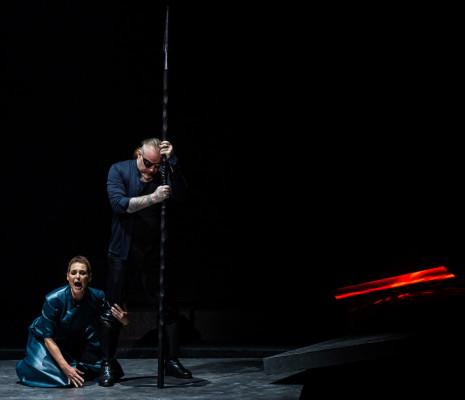 Ingela Brimberg et Evgeny Nikitin - La Walkyrie par Julia Burbach, Tal Rosner
