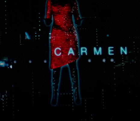 Antoinette Dennefeld - Carmen par Florentine Klepper