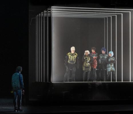 Enguerrand de Hys, Norma Nahoun, Antoinette Dennefeld, Kaëlig Boché, Yete Queiroz - Carmen par Florentine Klepper