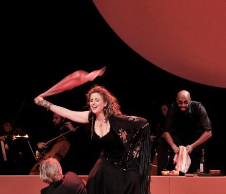La Tragédie de Carmen par Florent Siaud