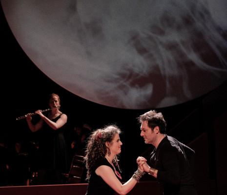 Eva Zaicik & Sébastien Droy - La Tragédie de Carmen par Florent Siaud