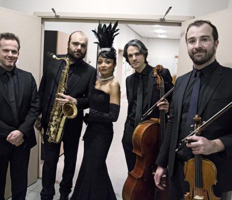 Magali Léger & l'Ensemble Contraste
