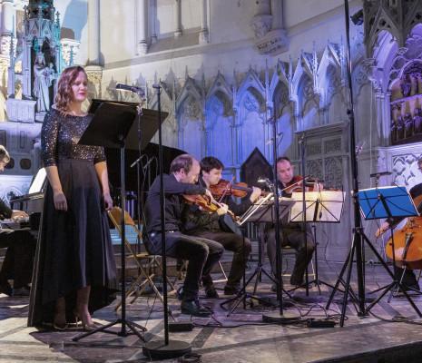 Eléonore Pancrazi - Ensemble Musica Nigella