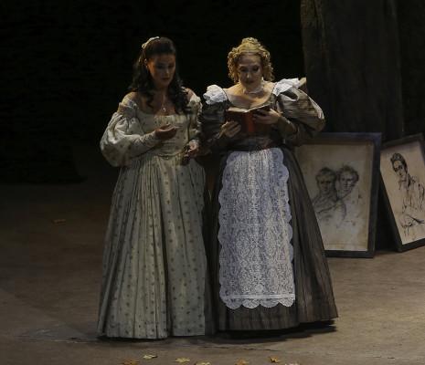 Natalya Pavlova, Nona Javakhidze - Eugène Onéguine par Alain Garichot