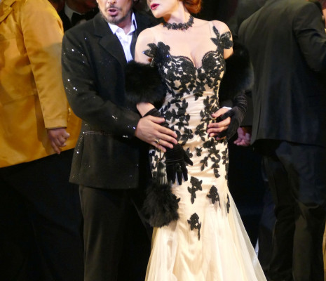 Enea Scala & Laurence Janot - Rigoletto par Charles Roubaud