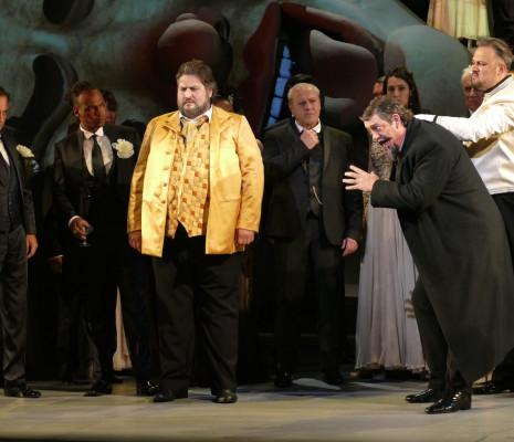 Nicola Alaimo, Julien Véronèse & Alexey Tikhomirov - Rigoletto par Charles Roubaud
