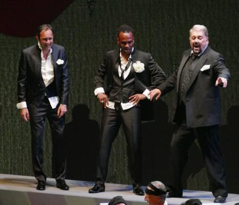 Christophe Berry, Anas Séguin, Jean-Marie Delpas - Rigoletto par Charles Roubaud
