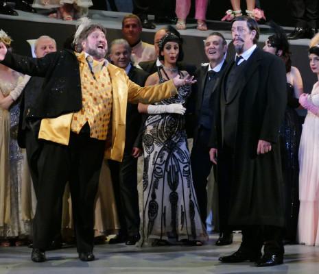 Nicola Alaimo & Julien Véronèse - Rigoletto par Charles Roubaud