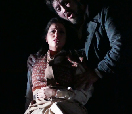 Jessica Nuccio & Nicola Alaimo - Rigoletto par Charles Roubaud