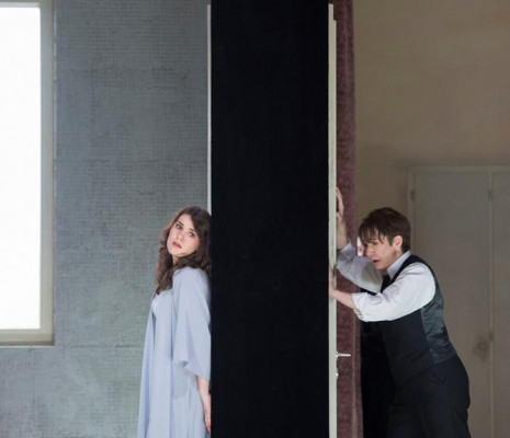 Olga Kulchynska & Joyce DiDonato - Les Capulet et les Montaigu par Christof Loy